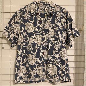 Billabong Men's Vintage Hawaiian Shirt